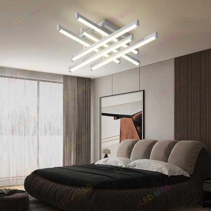Lustra LED Aria 6 Mini White [0]