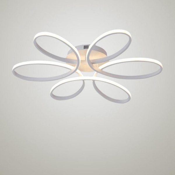 Lustra circle Magelis cu telecomanda [4]