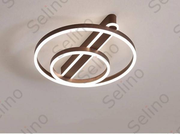 Lustra LED Circle Numva 2 cu Telecomanda [4]