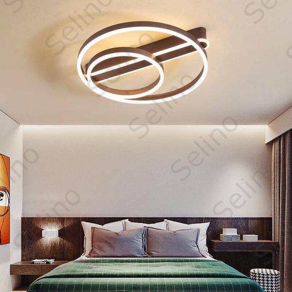 Lustra LED Circle Numva 2 cu Telecomanda [2]