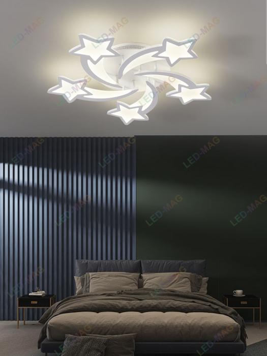Lustra LED Stars cu telecomanda ieftina [0]