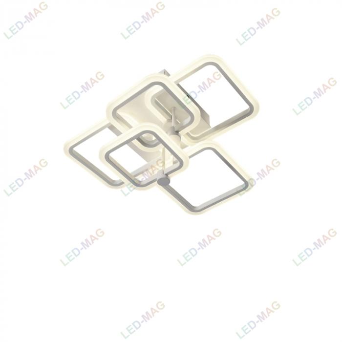 Lustra LED New Square 5 cu telecomanda ieftina [2]