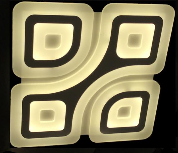 Lustra LED Infinite Square [3]