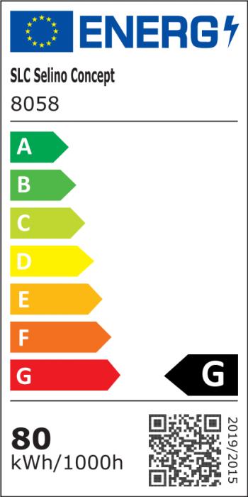 Lustra LED Roua Design Alb, SLC, cu Telecomanda, lumina calda/ neutra/ rece si intensitate reglabila [3]