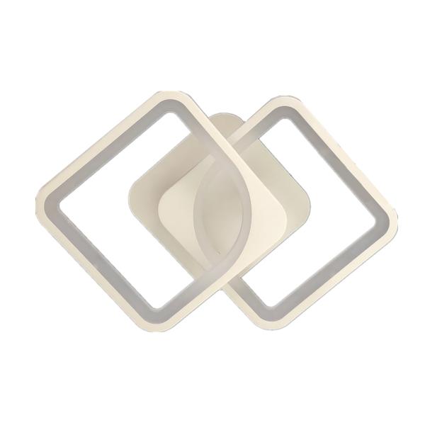 Led Square SLC 1+1 Alba [0]
