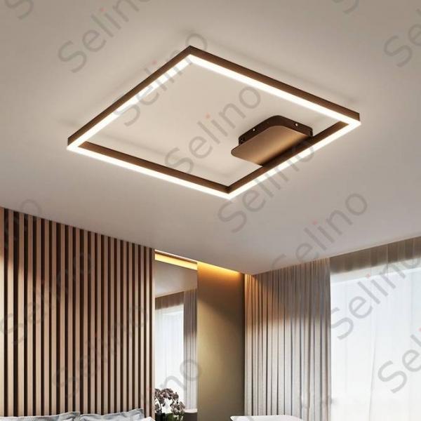 Lustra LED Square Numva 1 cu Telecomanda [2]