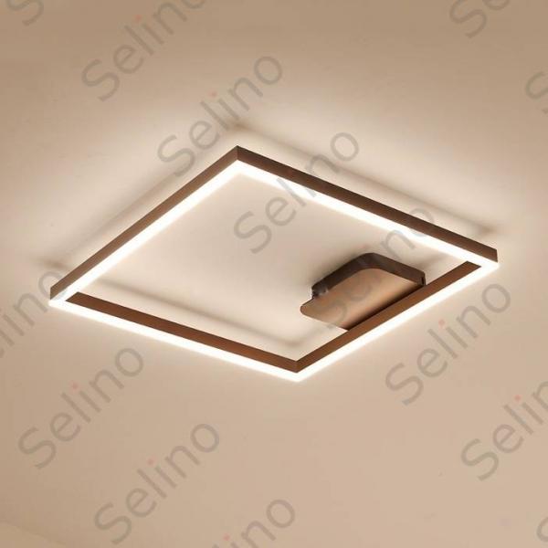 Lustra LED Square Numva 1 cu Telecomanda [3]