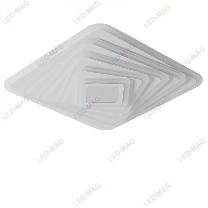 Lustra led Square 3D Design [1]