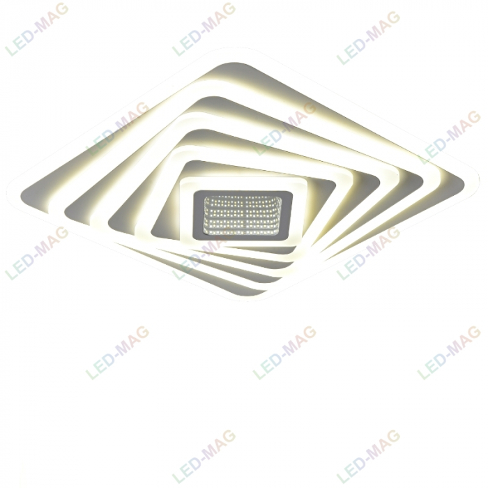 Lustra led Square 3D Design [0]
