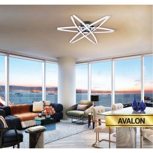 Plafoniera led Avalon 35W [1]