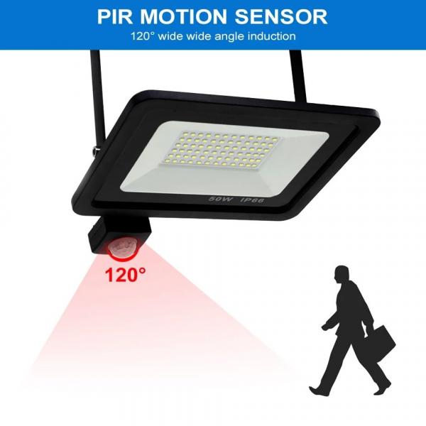 Proiector LED 50W cu Senzor miscare [1]
