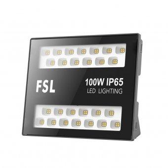 Proiector LED FSL 100W IP65 [0]
