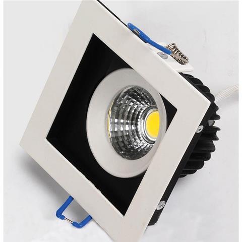 Spot LED incastrat SLC 8 W, 2700k/6400k [1]