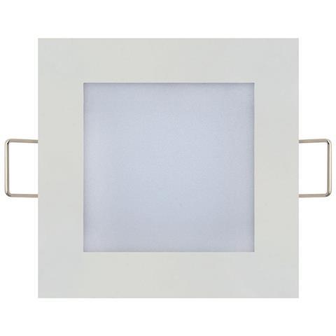Spot led incastrat Slim Square 6W, 2700k/4200k/6400k [0]
