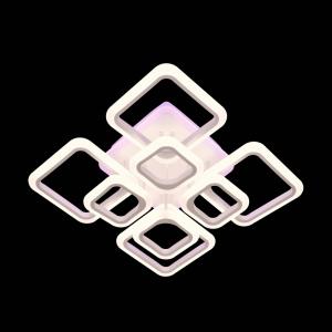 Lustra LED NEW Square Design, SLC, Patrata 8 cu Telecomanda [5]
