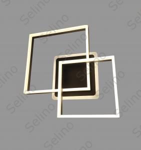Lustra LED Square Numva 3 cu Telecomanda [0]