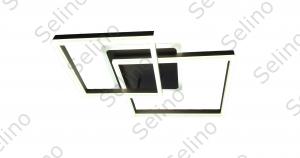 Lustra LED Square Numva 3 cu Telecomanda [1]