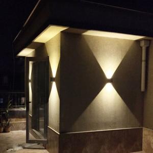 Aplica perete exterior 6 W slim mica [3]