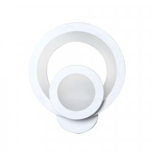 Aplica perete Led Circle Design Dubla [0]