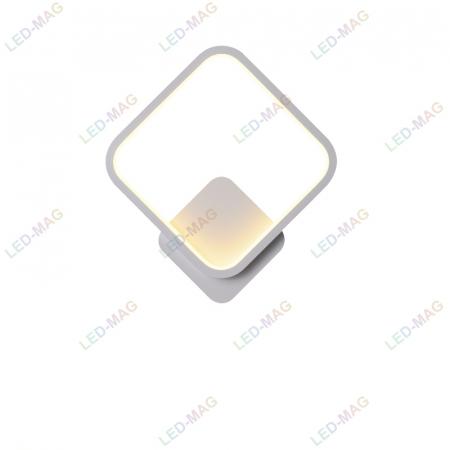 Aplica perete LED New Square Design Alba [5]