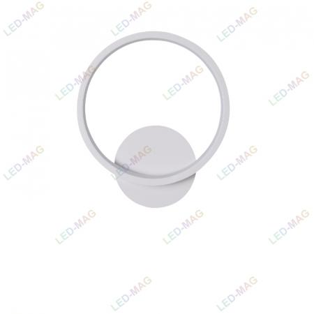 Aplica perete LED New Circle Design Alba [4]