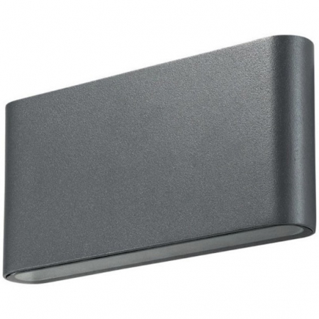 Aplica perete exterior 10 W slim [1]