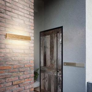 Aplica led perete lemn slim townhall 52 CM [2]
