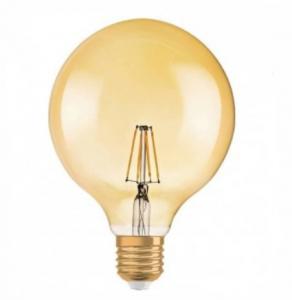 Bec LED Edisson Vintage Lumina Calda  650 Lumeni E27