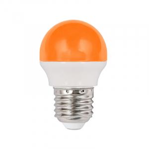 Bec Led 2W Galben E27 Lumina neutra