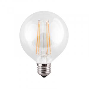 Bec LED G80 Vintage Lumina Calda  650 Lumeni E27