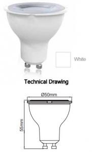 Bec LED SLC Vision 6W, 390 Lumeni, 3000K/4200K/6400K [1]