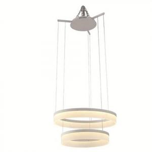 Candelabru LED 2 Cercuri SLC Master, 42W [0]