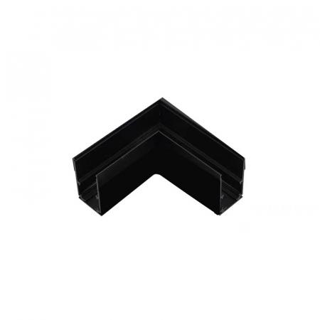 Colt aluminiu negru sina magnetica [0]