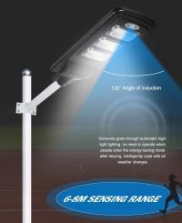 Lampa solara iluminat stradal 90W [6]