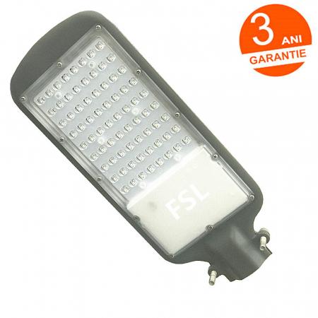 Lampa Led 50w Iluminat Stradal