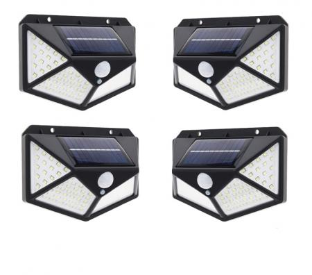 Lampa solara 3w 100 led-uri [4]