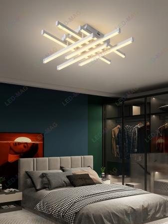 Lustra LED Aria White SLC