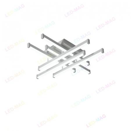Lustra LED Aria 6 Mini White [1]
