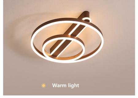 Lustra LED Circle Numva 2 cu Telecomanda [5]