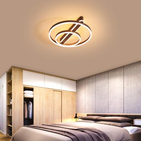 Lustra LED Circle Numva 2 cu Telecomanda [1]