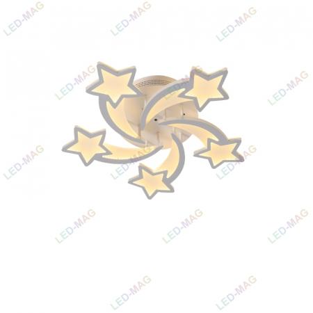 Lustra LED Stars cu telecomanda ieftina [3]