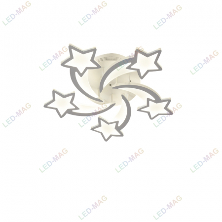Lustra LED Stars cu telecomanda ieftina [2]