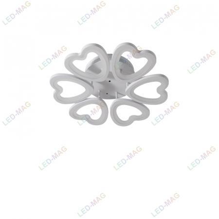 Lustra LED Heart cu telecomanda ieftina [4]