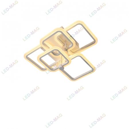 Lustra LED New Square 5 cu telecomanda ieftina [3]