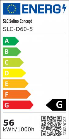 Lustra LED New Square 5 cu telecomanda ieftina [5]