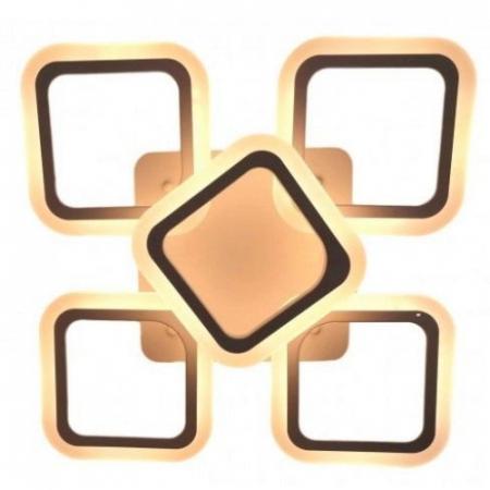 Lustra LED SLC Square Design Acril Exterior [4]