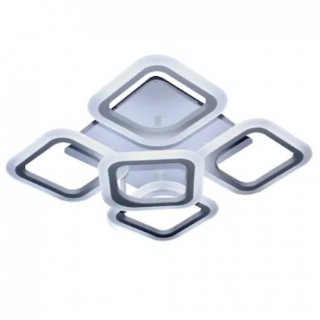Lustra LED SLC Square Design Acril Exterior [1]
