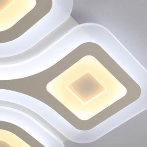 Lustra LED Infinite Square [1]