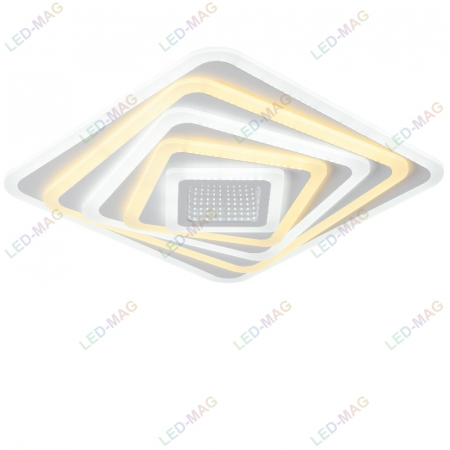 Lustra led Square 3D Design [3]