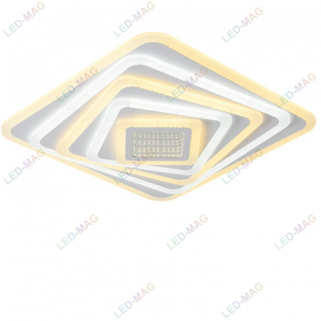 Lustra led Square 3D Design [2]